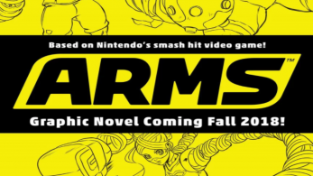 Dark Horse realizará novelas gráficas de ARMS