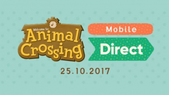 [Act.] El Animal Crossing Mobile Direct también se confirma para Occidente, aunque en otro horario en Europa