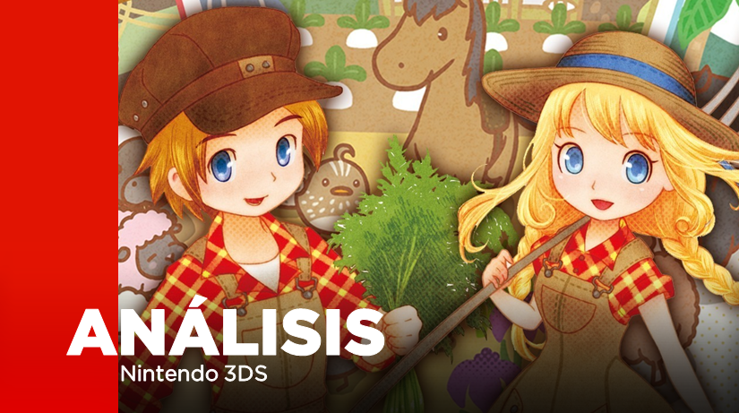 [Análisis] Story of Seasons: Trio of Towns