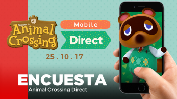 [Encuesta] ¿Qué esperas del Animal Crossing Mobile Direct?