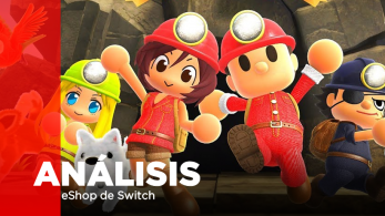 [Análisis] Spelunker Party!