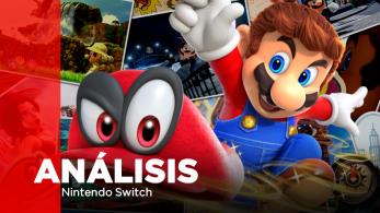 [Análisis] Super Mario Odyssey