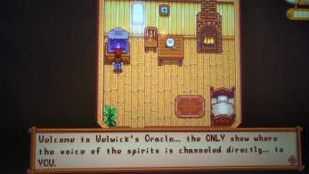 Stardew Valley cuenta con una referencia a Satoru Iwata