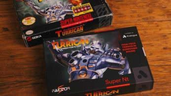 Analogue lanzará Super Turrican: Director's Cut, un título para Super Nintendo junto a Super NT