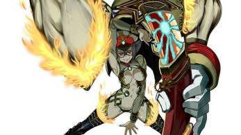 Nintendo nos presenta a Nyuutsu, otra curiosa Blade de Xenoblade Chronicles 2