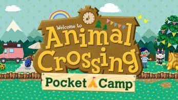 Animal Crossing: Pocket Camp se actualiza a la versión 1.2.1 solucionando el error detectado hace unos días