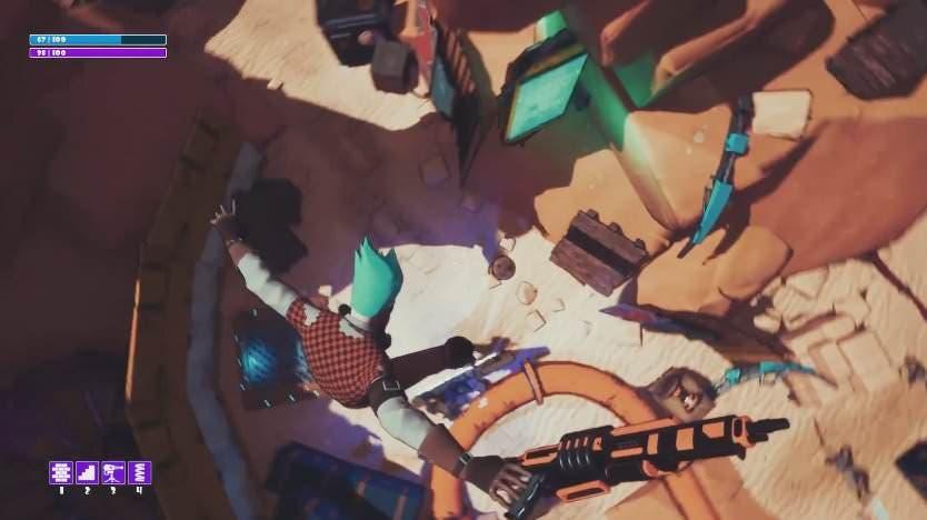Crazy Justice Nuevo Mapa Para El Modo Battle Royale Y Juego Cruzado
