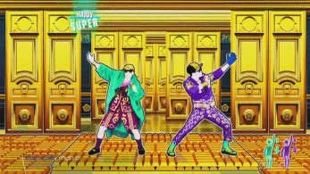[Act.] La demo de Just Dance 2018 llega también a la eShop americana de Nintendo Switch