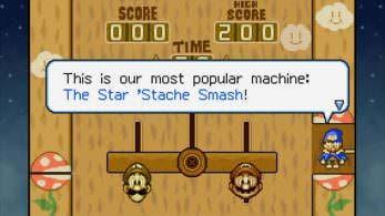 Mario & Luigi: Superstar Saga + Secuaces de Bowser elimina el cameo de Geno presente en la versión original