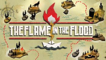 [Act.] The Flame in the Flood llegará el 12 de octubre a Switch