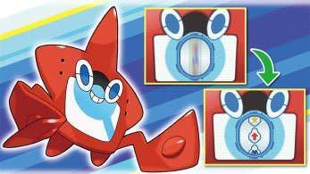 Anunciada una distribución diaria de cupones para la Rotómbola de Pokémon Ultrasol y Ultraluna para Japón