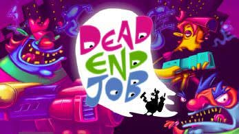 Dead End Job llegará a Nintendo Switch