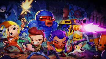 Enter the Gungeon se actualiza a la versión 1.0.1 en Nintendo Switch