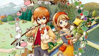Echad un vistazo a este tráiler de Harvest Moon: The Tale of Two Towns+