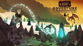 Anunciado Leif's Adventure: Netherworld Hero para Nintendo Switch
