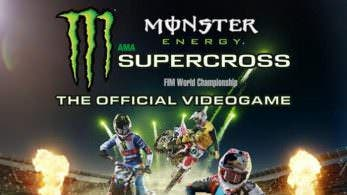 Monster Energy Supercross – The Official Videogame no contará con editor de pistas en Switch