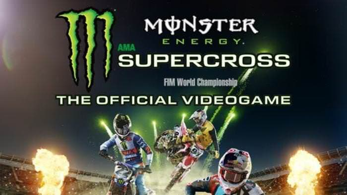 [Act.] Tráiler de lanzamiento y gameplay en Switch de Monster Energy Supercross – The Official Videogame