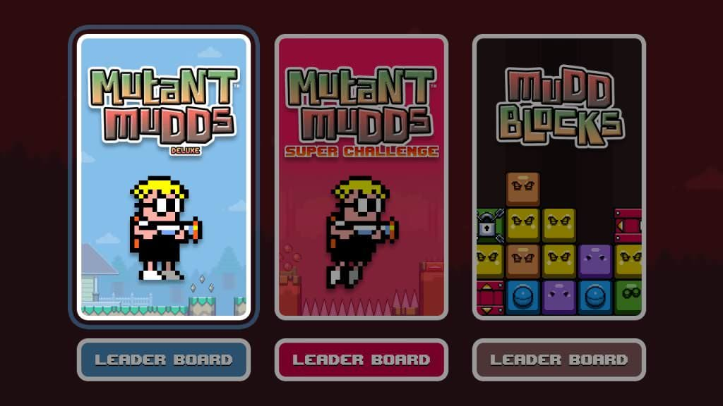 Mutant Mudds Collection se actualiza en Nintendo Switch