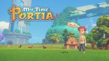 [Act.] Nuevo gameplay y tráiler de My Time at Portia
