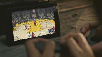 Take-Two está muy satisfecha con las ventas de NBA 2K18 en Switch: planean apoyar a la consola