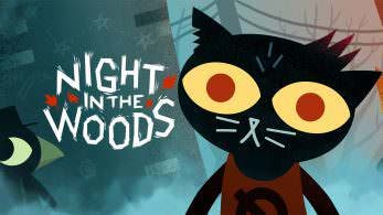 Night in the Woods confirma oficialmente su lanzamiento en Nintendo Switch
