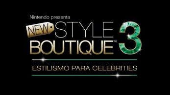 [Act.] Tráiler de la demo de Nintendo presenta: New Style Boutique 3 – Estilismo para celebrities