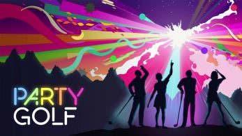 [Act.] Party Golf podría llegar a Nintendo Switch este mismo mes