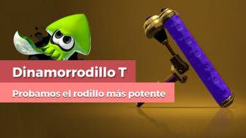 [Vídeo] Probamos el Dinamorrodillo T en Splatoon 2