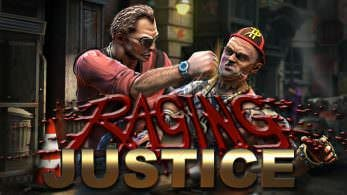 [Act.] Raging Justice confirma su lanzamiento en Nintendo Switch