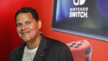 Reggie sobre Switch: Opinión antes de desvelarla, público, falta de funciones, anuncios después de Navidad y más