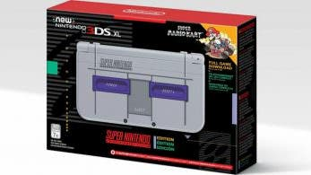 Anunciada la Super NES Edition New Nintendo 3DS XL para América