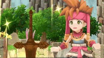 A Square Enix le gustaría seguir escuchando peticiones de que el remake de Secret of Mana llegue a Switch