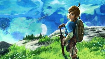 Por fin está disponible online y en HD el tema del tráiler de la historia de Zelda: Breath of the Wild
