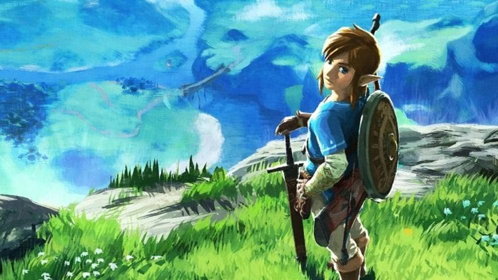 The Legend of Zelda: Breath of the Wild se lanzará en Corea del Sur el 1 de febrero