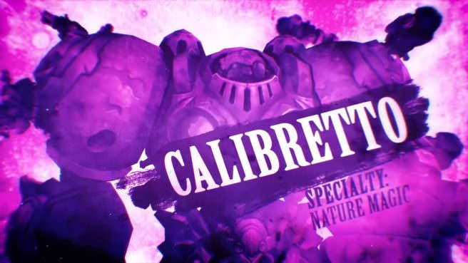 Calibretto se presenta en un nuevo vídeo de Battle Chasers: Nightwar
