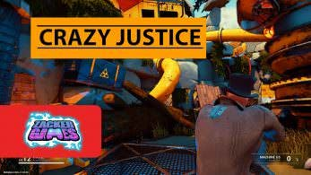 [Video] ZackerGames nos presenta el modo Battle Royale para Crazy Justice