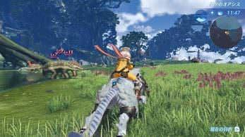 Nintendo presenta a Dromarch, el Blade de Nia en Xenoblade Chronicles 2