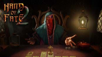 Los responsables de Hand of Fate 2 están considerando un port para Nintendo Switch