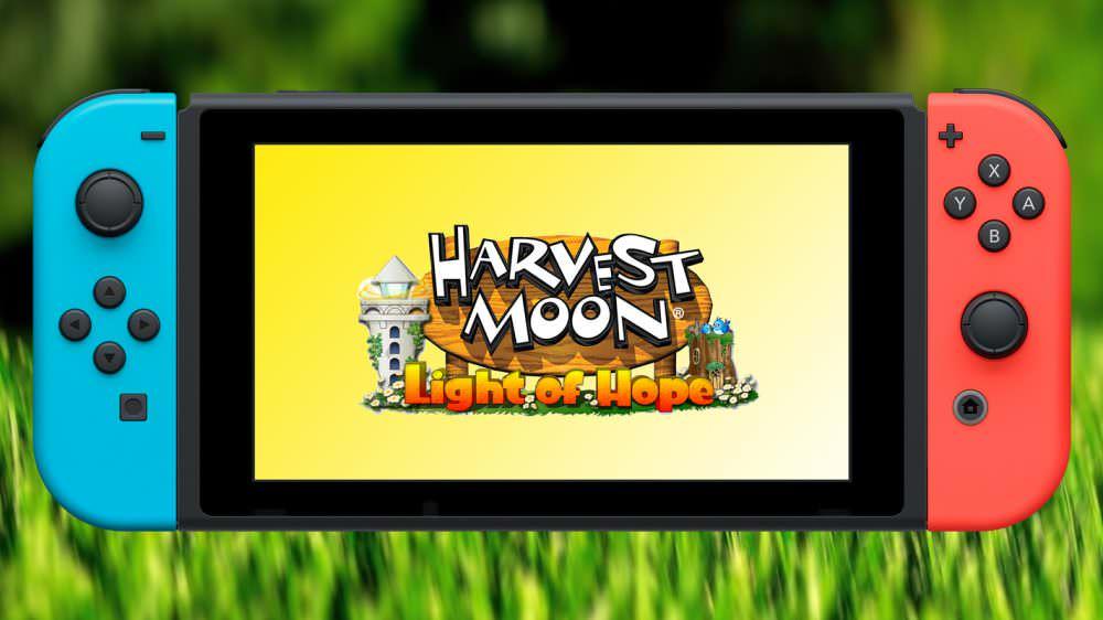 Harvest Moon: Light of Hope Special Edition contará con un pack especial en la eShop