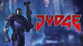 [Act.] Jydge llegará a la eShop de Nintendo Switch la semana que viene