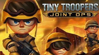 Tiny Troopers Joint Ops XL llegará a Nintendo Switch a finales de año