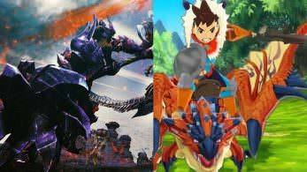 [Act.] Capcom anuncia el Monster Hunter XX & Monster Hunter Stories Twin Pack para Japón