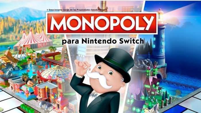 Este gameplay nos muestra cómo se juega a Monopoly en Nintendo Switch