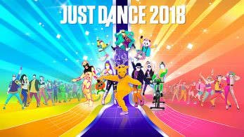 Just Dance 2018 contará con contenidos exclusivos en Nintendo Switch