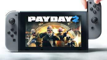 """Payday 2 llegará a Switch en invierno y los desarrolladores insinúan un """"trato especial"""" a esta versión"""