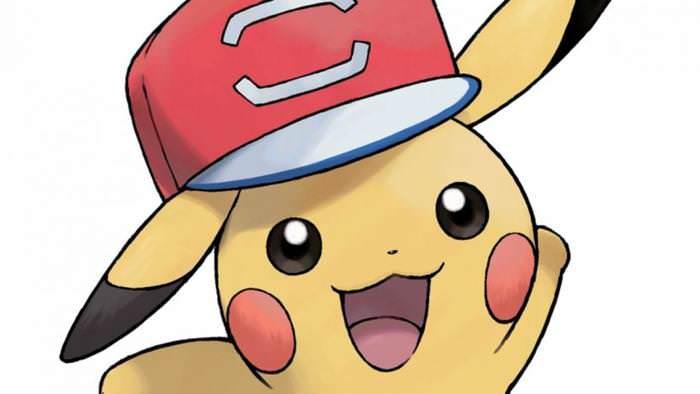 Nintendo registra otra marca de Pikachu