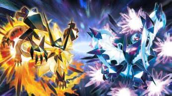 Pokémon Ultrasol y Ultraluna debutan entre los primeros puestos en la lista de ventas semanales en Reino Unido (18/11/17)