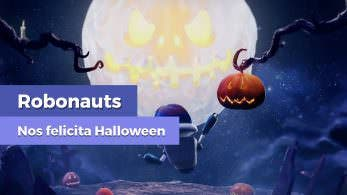 Robonauts celebra Halloween con un vídeo especial y descuento en Switch