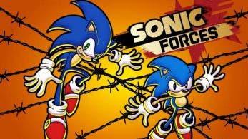 Naoto Ohshima, diseñador original de Sonic, ha compartido este arte de Sonic Forces