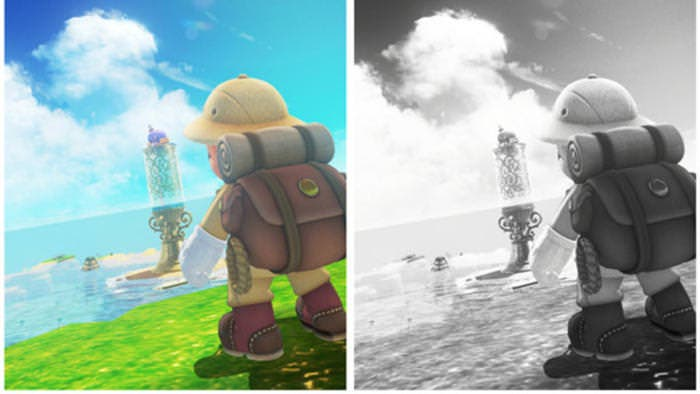 Nuevos detalles e imágenes del Modo cámara de Super Mario Odyssey